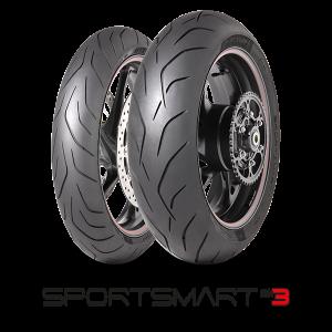 Dunlop SportSmart MK3 160/60ZR17 69W